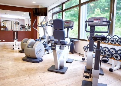Cliff Hotel Rügen, Fitnessraum im RÜLAX Beauty & SPA